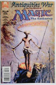Antiquities War Magic the Gathering #3 (Jan 1996, Valiant) VF/NM