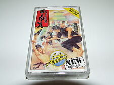 NINJA MASACRE by CODEMASTERS for ZX SPECTRUM 48K/128K RARE! V.GOOD CONDITION