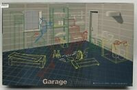 Fujimi Garage Tools 1/24 Scale Car Plastic Model Kit Display PM923