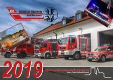Feuerwehr Kalender 2019 | DIN A3