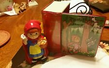 Vintage   Little Red Riding Hood Story Book Bank