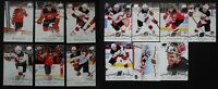 2018-19 Upper Deck UD New Jersey Devils Series 1 & 2 Team Set of 13 Hockey Cards