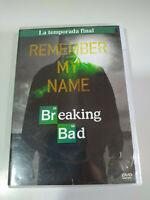 Breaking Bad La Saison Bas Complète - 3 X DVD Espagnol Anglais - 3T