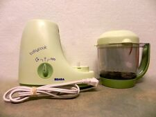 Beaba Babycook Blender,  Defrost, Reheat And Steam Cook  Limegreen.