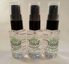 Cougar 30ml Aloe Retinol Day Serums * galvanic gel * x 3