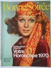 ►BONNE SOIREE 2497/1969 - MARIE LAFORET - NANA MOUSKOURI - R.ANTHONY - STREISAND