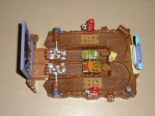 Disney Cars Mini Adventures Drive-In Dragstrip Playset Mattel