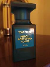 New & original Neroli portofino acqua 50 ml Tom Ford 1.7 FL.OZ .EDT  NO BOX