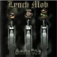 Audio CD - LYNCH MOB - Smoke This - George Lynch - USED Very Good (VG) WORLDWIDE