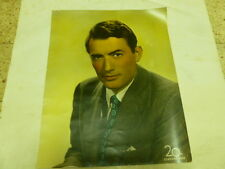 Gregory Peck 20th CENTURY FOX ORIGINAL COLORFULL POSTER 40*50 CM