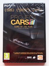 PROJECT CARS GAME OF THE YEAR EDITION GOTY - PC - ESPAÑA - NUEVO PRECINTADO
