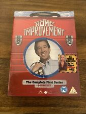 Home Improvement - Series 1 - Complete (DVD, 2005, 4-Disc Set, Box Set)