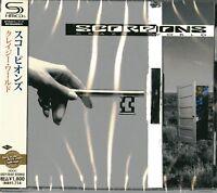 SCORPIONS-CRAZY WORLD-JAPAN SHM-CD D50