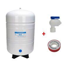 Wassertank Osmose Stahl 5,0 Gal. ca.19 L Vorratsbehälter + Tankhahn + Teflonband