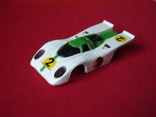 Faller ams  -  AFX Karosserie Porsche 917