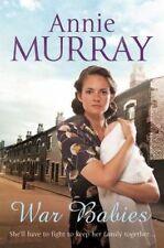 """""""NEW"""" War Babies, Murray, Annie, Book"""