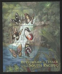 2000 Butterflies Sheetlets set of 3 Total 18 stamps Complete MUH/MNH as issued