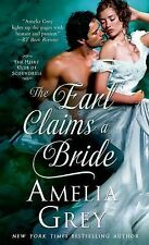 The Earl Claims a Bride (The Heirs' Club)-ExLibrary