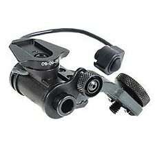 Wilcox AN/PVS-14 Gen1 with NVG On/Off Switch, Black, 26300G02