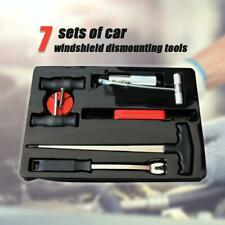 7Pcs Car Window Glass Removal Car Repair Tools Car Windshield Remover Cut Tools