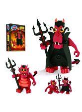 Bloco Toys - The Little Devil Building Block Set - NEW