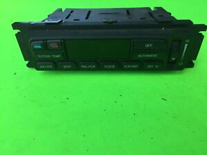 02-03 FORD F150 TRUCK  A/C HEATER AUTO DIGITAL CLIMATE CONTROL  OEM