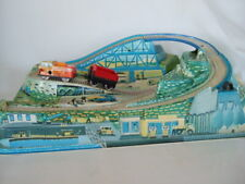VTG Technofix 1968 Germany Industrial transport (322) with train and rail car ti