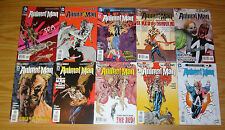 Animal Man vol. 2 #0 & 1-29 VF/NM complete series + Annual #1-2 new 52 lemire