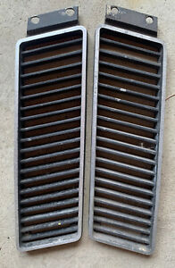 Jensen Interceptor Mark 3 Aluminum Grille Side Outlet Both Sides