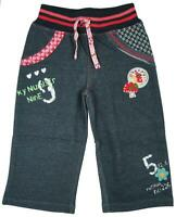 Girls Trousers Baby Toddler Squirrel Pull on Summer Pants 6 Months to 4 Years