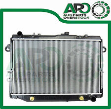 Premium Radiator for Toyota Landcruiser 100 series 6Cyl Petrol / Diesel 98-07