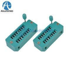 Zif 16 Pin 16 Pins Test Universal Ic Socket 16 Pin Dip