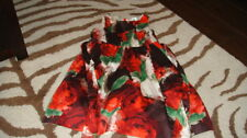 NWOT NEW CREWCUTS 5 GORGEOUS FLORAL DRESS