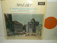 LXT 6049 Mozart completo WIND MUSIC Vol.3
