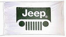 Large Jeep flag (grille) 1500mm x 900mm        (of)