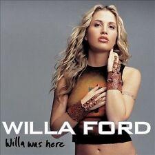 Ford, Willa : Willa Was Here CD