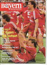 BL 89/90 FC Bayern München - VfB Stuttgart