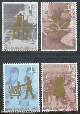 NVPH 2905 - 2908  125 JAAR ALBERT HEIN   2012  serie postfris