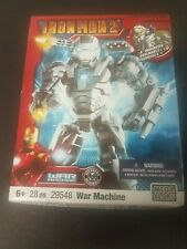 Mega Bloks Iron Man 2 War Machine 29548 New Sealed