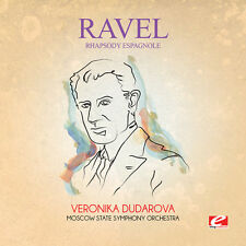Ravel - Rhapsody Espagnole [New CD] Extended Play, Manufactured On Demand, Rmst