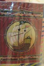 Pirate Ship, Jolly Roger flag, Boat, Buccaneer, Swords, Beach, Ocean, House flag