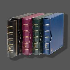 Ringbinder Münzen Leuchtturm OPTIMA-Classic inkl. Schutzkassette in 4 Farben