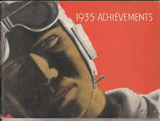 Castrol Achievements 1935 Racing + Rallying Car Motorcycle Air Water