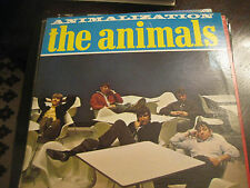 The Animals; Animalization On Lp