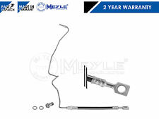 FOR GOLF MK4 SDi TDi FSi GTi TURBO REAR LEFT OUTER BRAKE HOSE COPPER PIPE FIXED