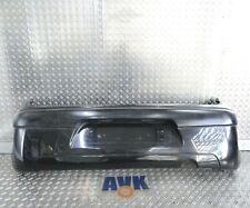 Stoßstange hinten 9646177377 schwarz EXLD,  Peugeot 1007 KM