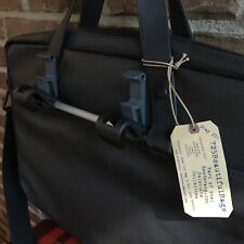 BROOKS ENGLAND BICYCLE MACBOOK BRIEFCASE PANNIER BAG UNIVERSAL KLICK FIX R$366
