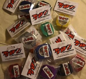 TNT Double Bolt Seatpost Frame Clamp for BMX Old School Bike Lots of Colors