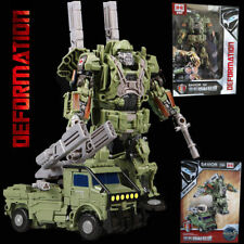 TRANSFORMERS THE LAST KNIGHT AUTOBOT HOUND ACTION FIGURES TRUCK TOY KO VERSION