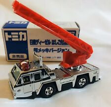 Tomica Expo limited Truck gold-plated version